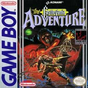 Castlevania Adventure/Game Boy