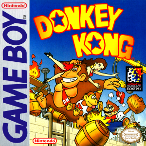 Donkey Kong/Game Boy