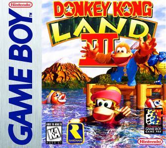 Donkey Kong Land III/Game Boy