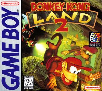 Donkey Kong Land 2/Game Boy