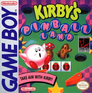 Kirby's Pinball Land/Game Boy