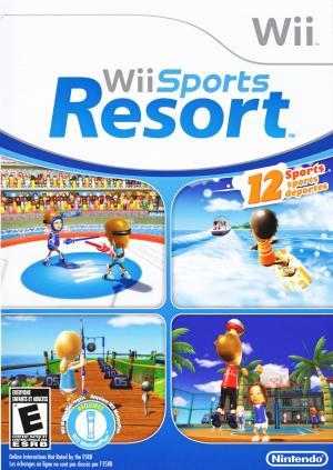 Wii Sports Resort/Wii