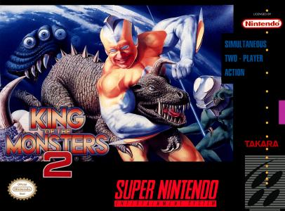 King of the Monsters 2/SNES
