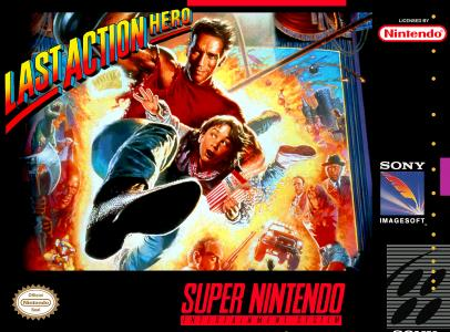 Last Action Hero/SNES