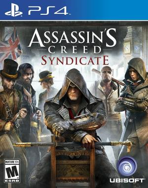 Assassin's Creed Syndicate/PS4