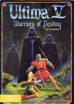 Ultima V: Warriors of Destiny