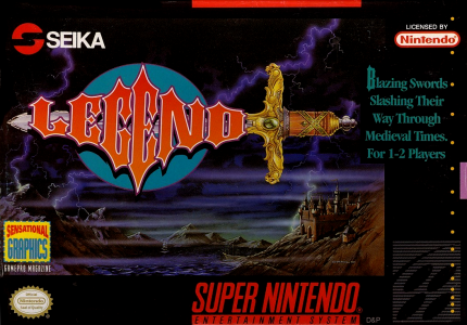 Legend/SNES