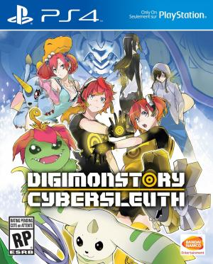 Digimon Story CyberSleuth/PS4