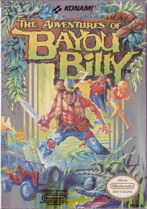 Adventures Of Bayou Billy/NES