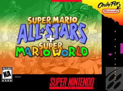 Super Mario All-Stars/Super Mario World/SNES