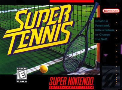 Super Tennis/SNES