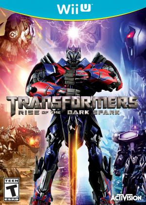 Transformers Rise of the Spark /Wii U