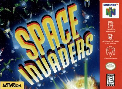 Space Invaders/N64