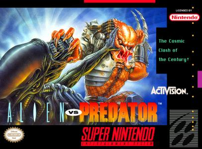 Alien vs. Predator/SNES
