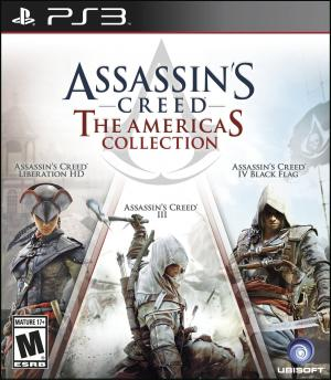 Assassin's Creed The Americas Collection/ PS3