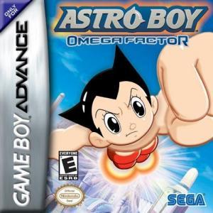 Astro Boy Omega Factor/GBA
