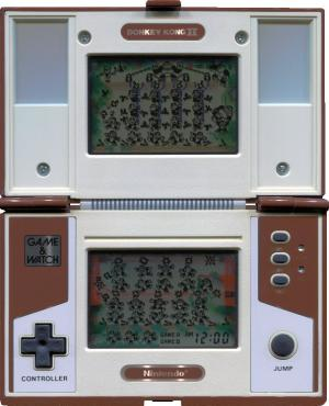 Donkey Kong II - Multi Screen