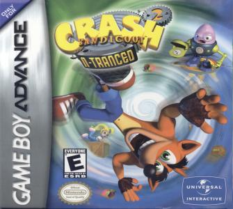 Crash Bandicoot 2 N-tranced/GBA