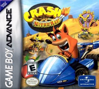 Crash Nitro Kart/GBA
