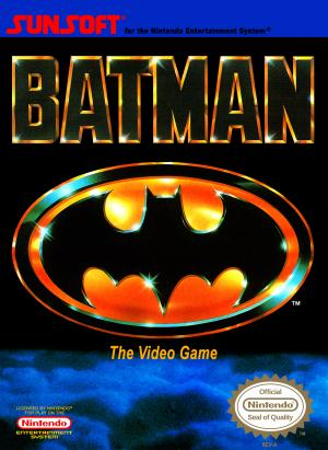 Batman (The Video Game) / NES