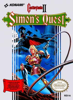 Castlevania II Simon's Quest/NES