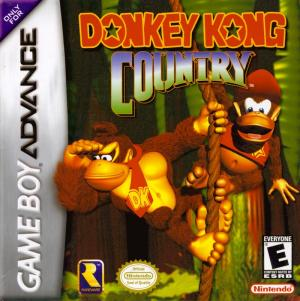 Donkey Kong Country/GBA