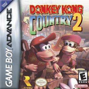 Donkey Kong Country 2/GBA
