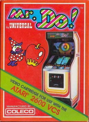 Mr. Do! /Atari 2600
