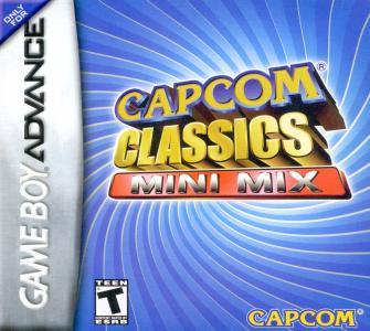 Capcom Classics Mini Mix / GBA