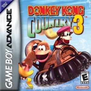 Donkey Kong Country 3/GBA