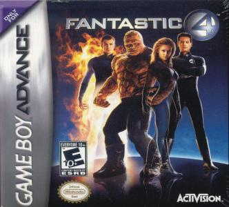 Fantastic 4/GBA