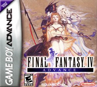 Final Fantasy IV Advance/GBA