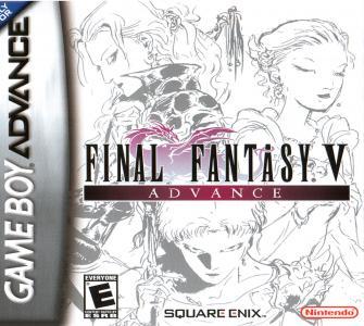 Final Fantasy V Advance/GBA