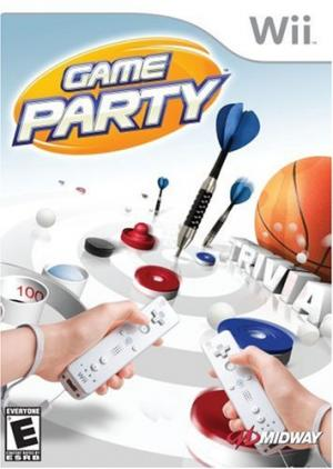 Game Party/Wii