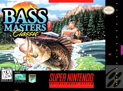 Bass Masters Classic/SNES