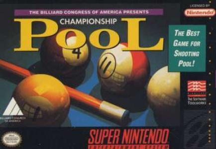 Championship Pool/SNES