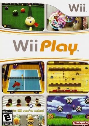 Wii Play (Jeu Seulement) / Wii