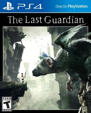 The Last Guardian/PS4