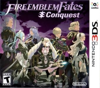 Fire Emblem Fates Conquest/3DS