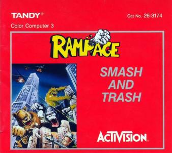 Rampage Smash And Trash