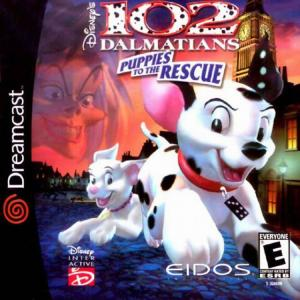 102 Dalmatians Puppies To The Rescue/Dreamcast