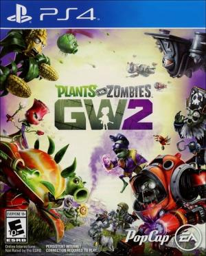 Plants Vs. Zombies Garden Warfare 2 GW2/PS4