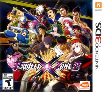 Project X Zone 2/3DS