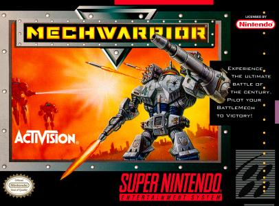 MechWarrior/SNES