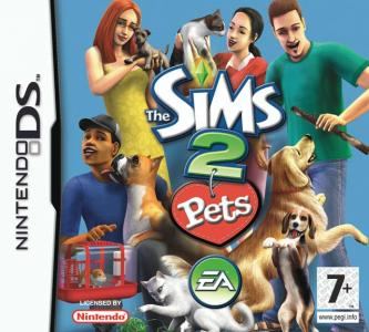 The Sims 2 Pets/DS