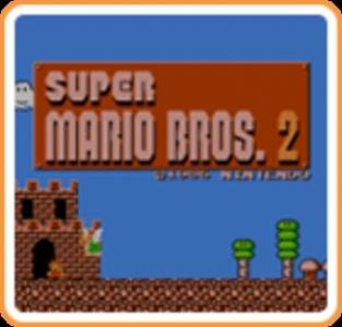 Super Mario Bros.: The Lost Levels cover