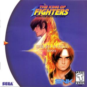 The King Of Fighters Dream Match 99/Dreamcast