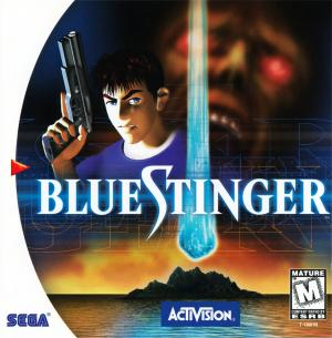 Blue Stinger/Dreamcast