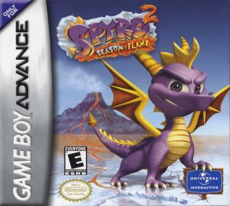 Spyro 2 Season Of Flame/GBA