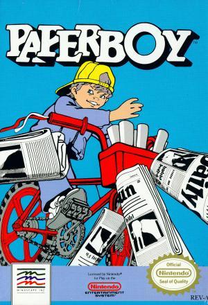 Paperboy/Nes